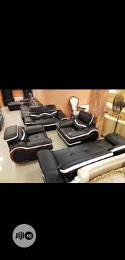 Complete Set Of Leather Chair | Furniture for sale in Lagos State, Ajah