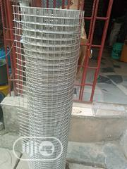 WELDED STAINLESS WIRE MESH. 12mm Hole X 2mm Thick X 4ft X 10m. | Building Materials for sale in Lagos State, Lagos Island