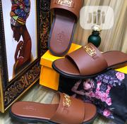 Hermes And Louis Vuitton Designer Slip Ons | Shoes for sale in Lagos State, Apapa