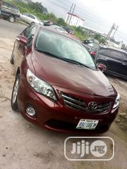 Toyota Corolla 2009 Red | Cars for sale in Rivers State, Obio-Akpor