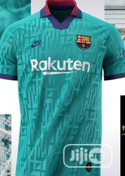 Bacelona Official 2019/2020 Away Jersey | Clothing for sale in Lagos State, Surulere