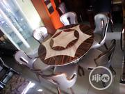 Round Marble With 6 Chairs | Furniture for sale in Abuja (FCT) State, Central Business District