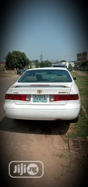 Toyota Camry 1999 Automatic White   Cars for sale in Abuja (FCT) State, Wuye