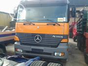 Mercedes-benz Actross Model 2000 | Trucks & Trailers for sale in Lagos State, Amuwo-Odofin