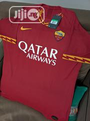 Authentic AS Roma Home Jersey 2019/2020 | Clothing for sale in Rivers State, Port-Harcourt