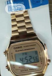 Casio Rose Gold Wrist Watch | Watches for sale in Lagos State, Surulere