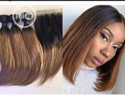 Double-tone Straight Human Hair | Hair Beauty for sale in Lagos State, Surulere