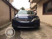 Honda Accord 2015 Blue | Cars for sale in Lagos State, Lekki Phase 2