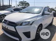 Toyota Yaris 2015 White | Cars for sale in Lagos State, Lagos Mainland