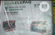 Elepaq Petrol Generator ECO2020S Model | Electrical Equipment for sale in Lagos State, Ikeja