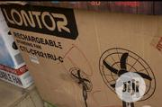Lontor Rechargeable Fan | Home Appliances for sale in Lagos State, Ikeja