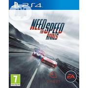 Sony Electronic Arts Need For Speed Rivals : PS4 | Video Games for sale in Lagos State, Ikeja