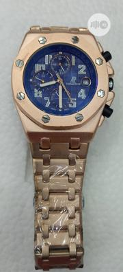 Audemars Piguet Rosegold Wrist Watch | Watches for sale in Lagos State, Surulere