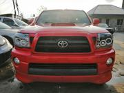 Toyota Tacoma 2005 Access Cab I4 Red | Cars for sale in Rivers State, Port-Harcourt