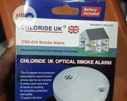 Battery Chloride Uk Optical Smoke Alarm | Safety Equipment for sale in Lagos State, Ikeja