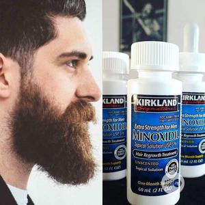 Kirkland Minoxidil - Effective Hair & Beard Growth Oil