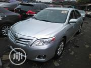 Toyota Camry 2.4 XLE 2008 Silver | Cars for sale in Lagos State, Apapa
