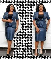UK Skirt Short Sleeve Suit | Clothing for sale in Lagos State, Lagos Mainland