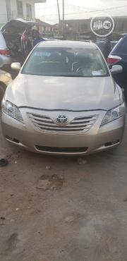 Toyota Camry 2.4 LE 2008 Gold | Cars for sale in Oyo State, Ibadan South West