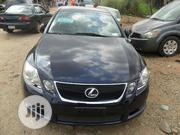 Lexus GS 2008 350 AWD Blue | Cars for sale in Edo State, Egor