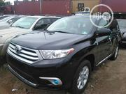 Toyota Highlander 2012 Gray   Cars for sale in Lagos State, Apapa
