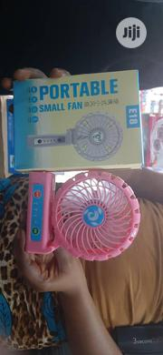 Rechargeable Fan With Power Bank | Home Appliances for sale in Lagos State, Ibeju