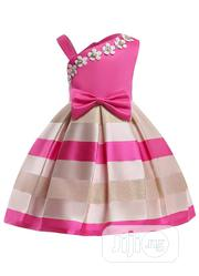 Baby Girl Princess Dress Little Bridesmaid Tutu Toddler Wedding Gown   Children's Clothing for sale in Abuja (FCT) State, Guzape