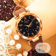 Black Watch With A Gold Face | Watches for sale in Lagos State, Lagos Island