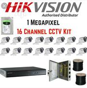 Hik Vision 16ch Cctv Kit | Photo & Video Cameras for sale in Lagos State, Ikeja