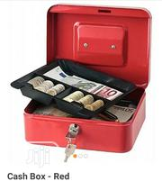 "Brand New Imported Metal Cash Box With Key's. 8"" Inches Size. 