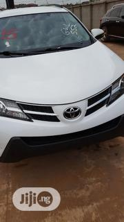 Toyota RAV4 2013 LE FWD (2.5L 4cyl 6A) White | Cars for sale in Oyo State, Ibadan