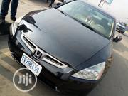 Honda Accord 2005 2.0 Comfort Black | Cars for sale in Rivers State, Port-Harcourt