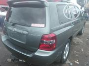 Toyota Highlander 2006 Green   Cars for sale in Lagos State, Apapa