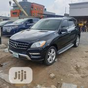 Mercedes-Benz M Class 2014 Black   Cars for sale in Rivers State, Port-Harcourt