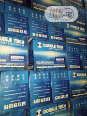 Double Tech Deep Cycle Battery | Solar Energy for sale in Lagos State, Amuwo-Odofin