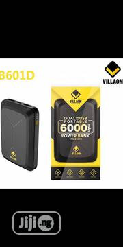 VPB-B106D Villaon Powerbank   Accessories for Mobile Phones & Tablets for sale in Rivers State, Port-Harcourt