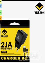 Vcw-e51d Villaon Charger   Accessories for Mobile Phones & Tablets for sale in Rivers State, Port-Harcourt