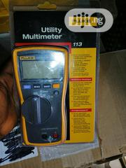 Fluke 113 Utility Multimeter | Measuring & Layout Tools for sale in Lagos State, Ojo