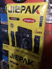 Jiepak W1 Home Threaters With Good Quality Sounds | Audio & Music Equipment for sale in Lagos State, Ikeja