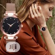 Golden Brown Silver Watch   Watches for sale in Lagos State