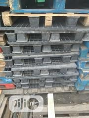 Strong Pallets Black Pallets | Building Materials for sale in Lagos State, Agege