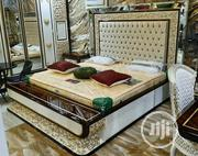 Executive 6 By7 Bed Frame | Furniture for sale in Lagos State, Ajah