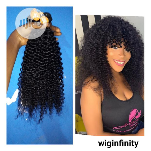 Archive: Kinky Curly Wig