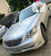 Lexus LS 2009 460 AWD Silver | Cars for sale in Abuja (FCT) State, Central Business District