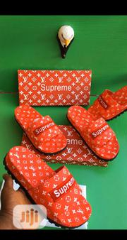 Designer Supreme Slippers | Shoes for sale in Lagos State, Lagos Island