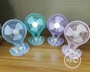 Rechargable Fan With LED Light | Home Appliances for sale in Lagos State, Mushin