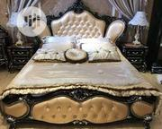 Royal Bed With Side Drawer | Furniture for sale in Lagos State, Ojo
