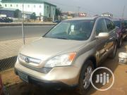 Honda CR-V 2008 2.0i Executive Automatic Gold   Cars for sale in Rivers State, Port-Harcourt