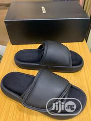 Yeezy Season 7 Black Slides | Shoes for sale in Lagos State, Surulere