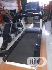 Brand New Commercial Automatic Treadmill With Mp3 | Sports Equipment for sale in Rivers State, Port-Harcourt